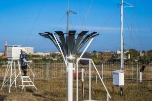 производство метеорологических наблюдений